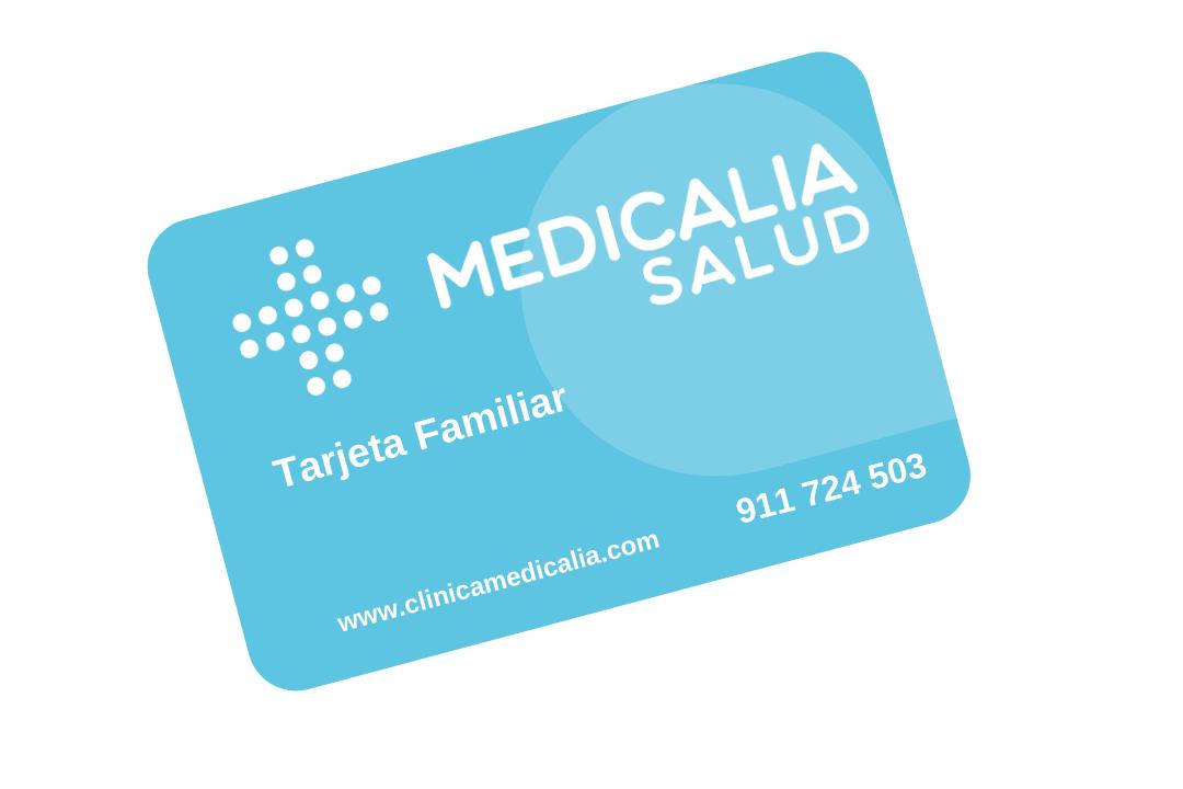 Tarjeta Familiar Medicalia